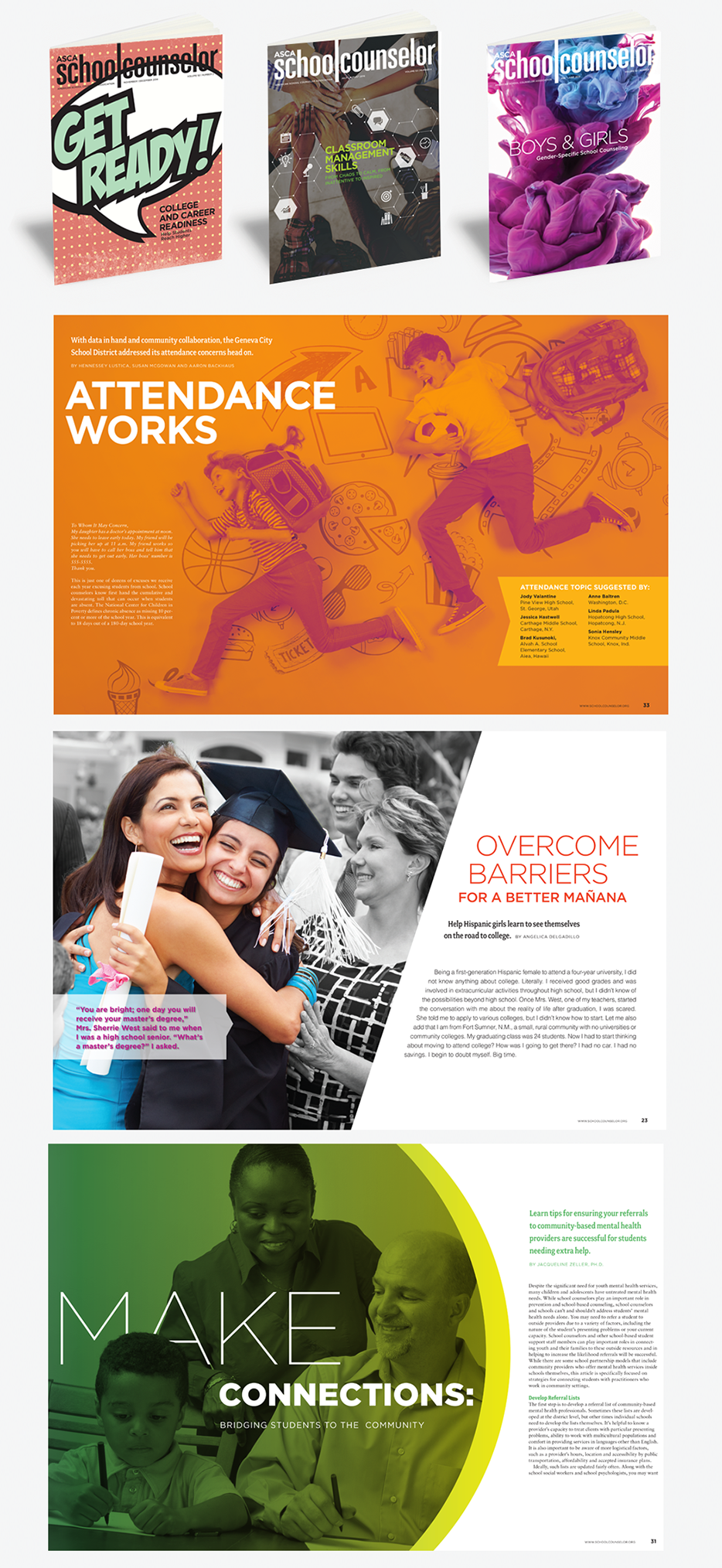 ASCA School Counselor Magazine