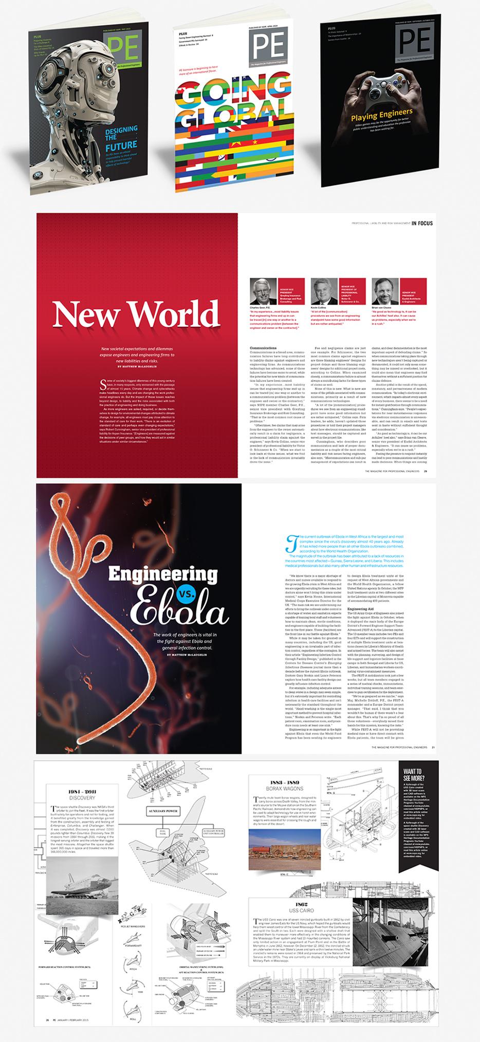Professional Engineers Magazine