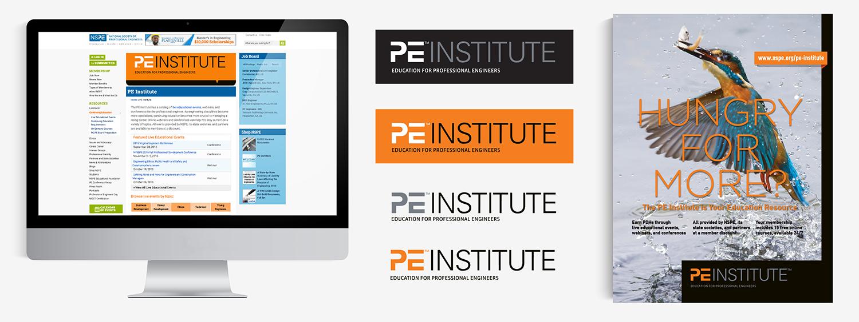 PE Institute logo